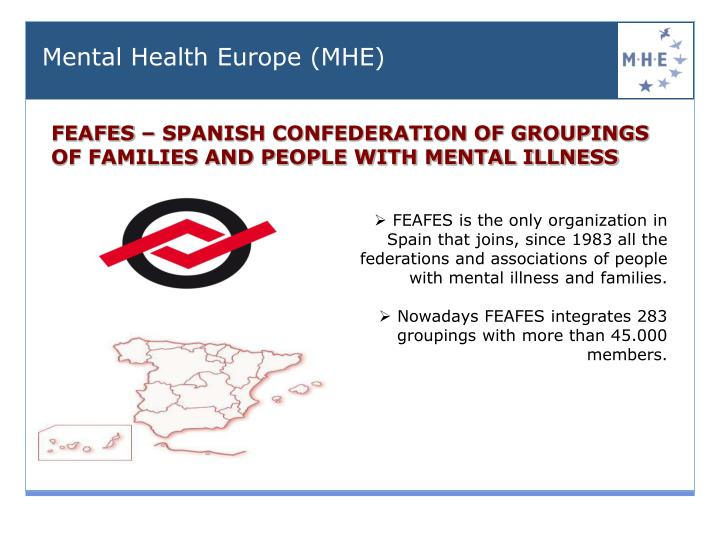 Mental health europe mhe