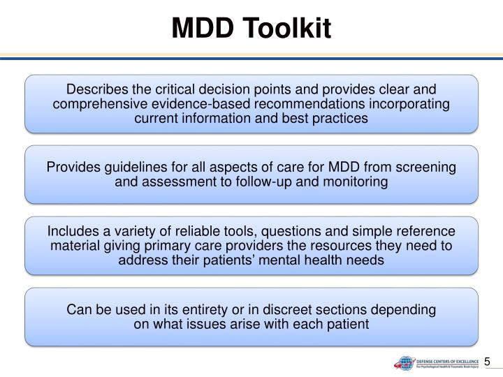 MDD Toolkit