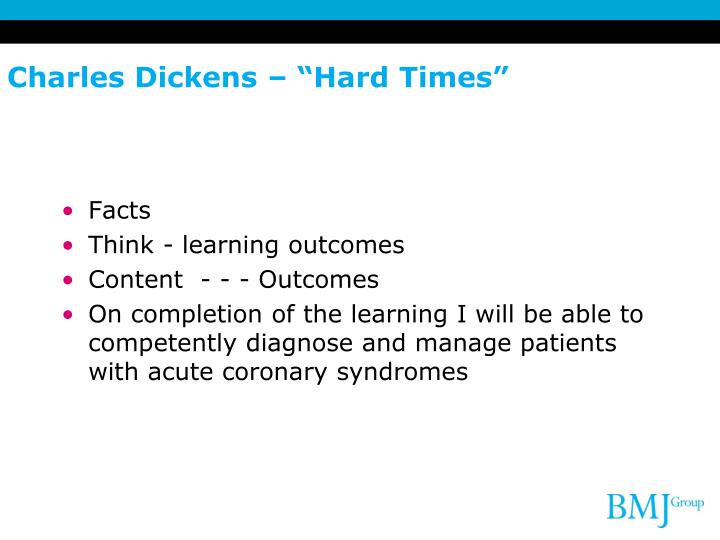 """Charles Dickens – """"Hard Times"""""""