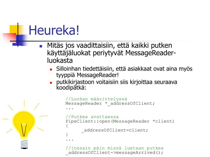 Heureka!