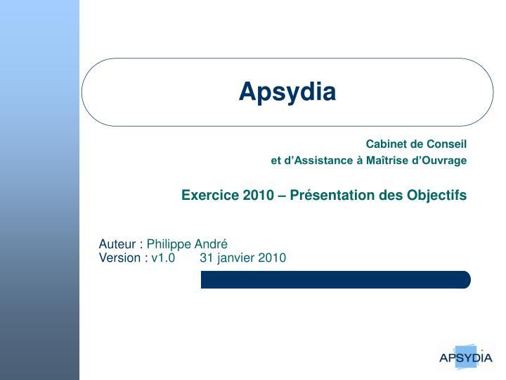 Apsydia