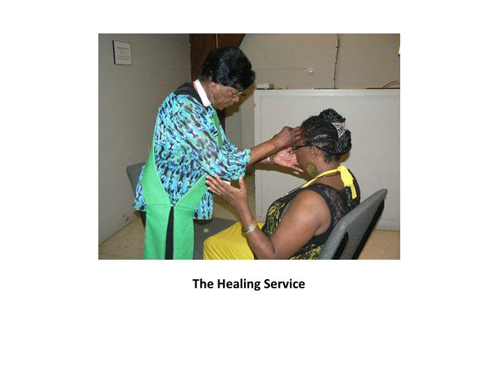The Healing Service