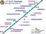 j 7 jllp roadmap fy 10 1 apr 30 sep 10