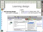 learning design