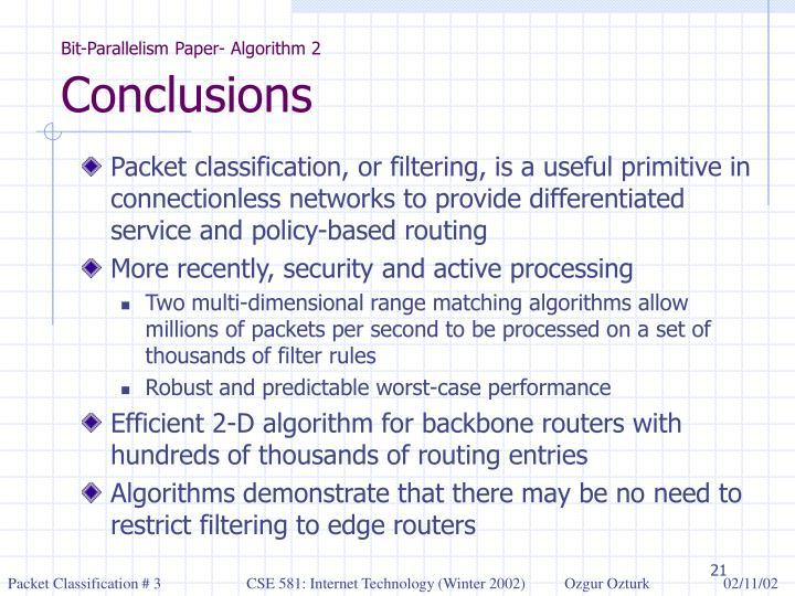 Bit-Parallelism Paper- Algorithm 2