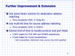further improvement extension