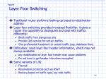 paper4 layer four switching