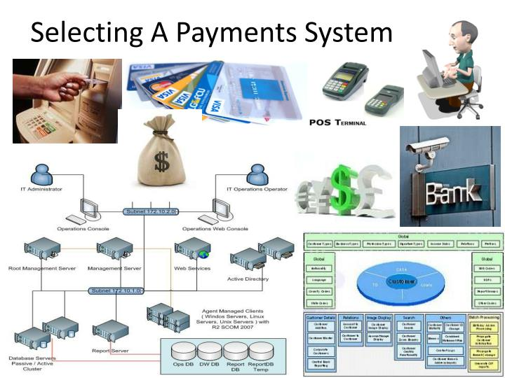 Selecting A Payments System