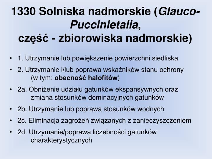 1330 Solniska nadmorskie (