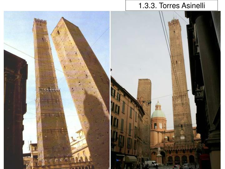 1.3.3. Torres Asinelli
