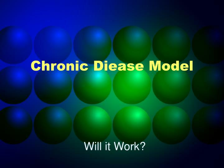 Chronic Diease Model