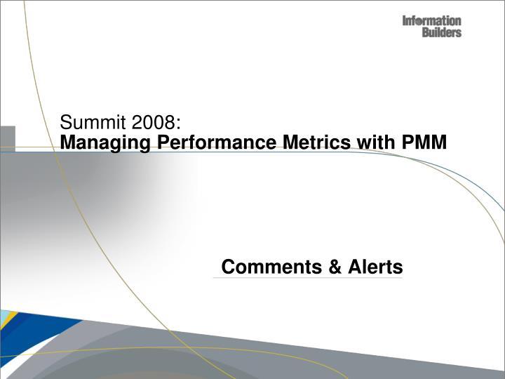 Summit 2008: