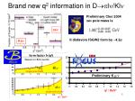 brand new q 2 information in d p l n kl n