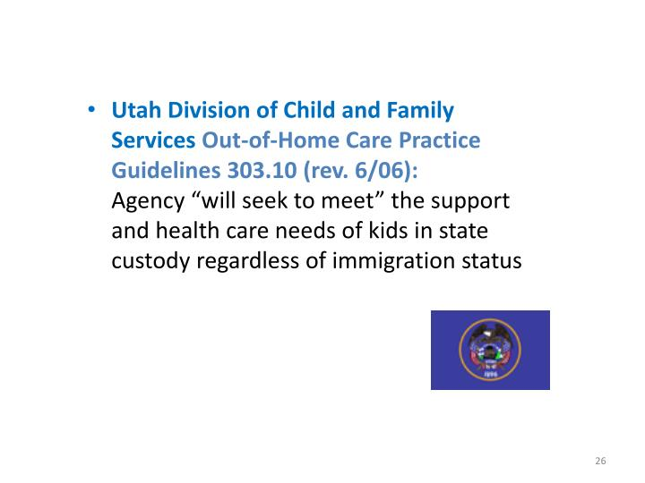 Utah Division of Child and Family Services