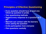 principles of effective questioning1