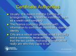 certificate authorities1