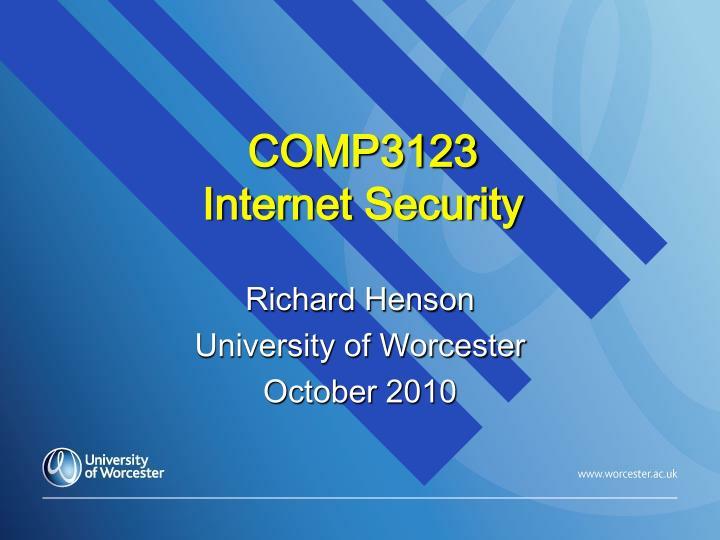 COMP3123