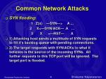 common network attacks1