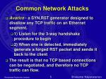 common network attacks2