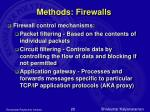 methods firewalls2