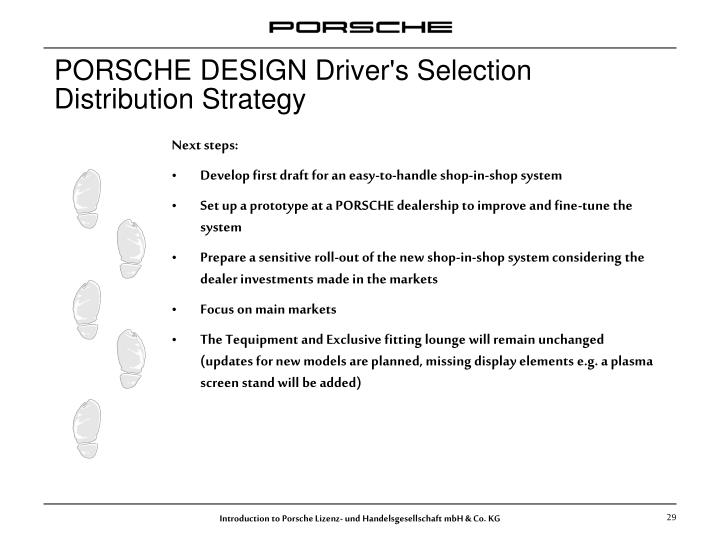 selective distribution strategy There are many strategies that a supplier may use to distribute their product this lesson will discuss what intensive distribution is and why.