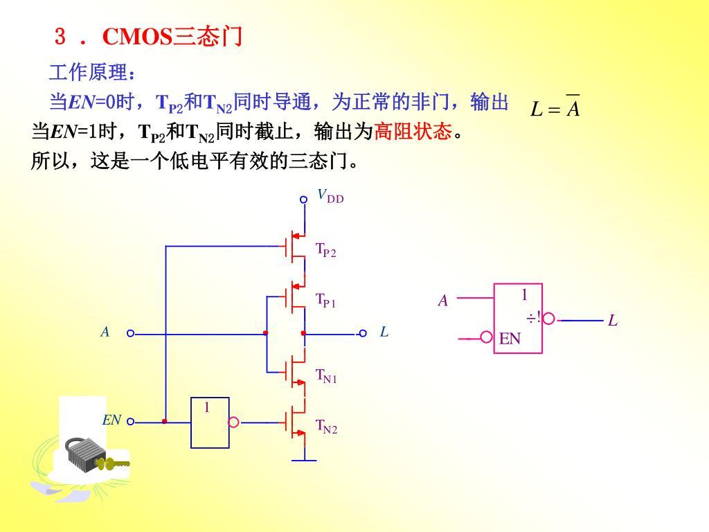ppt - 一,二极管与门和或门电路 1 .与门电路   - id