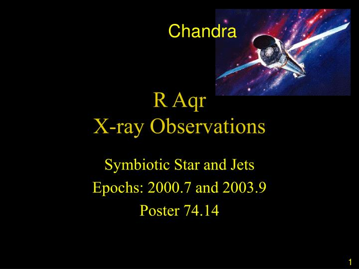 R aqr x ray observations