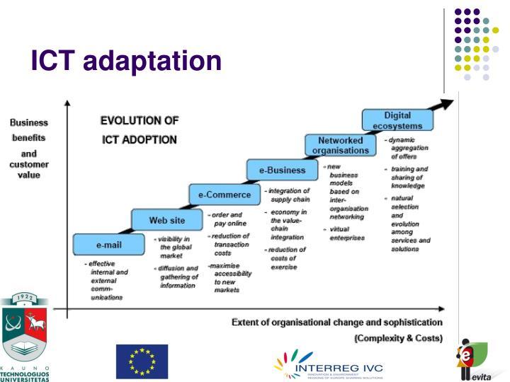 ICT adaptation