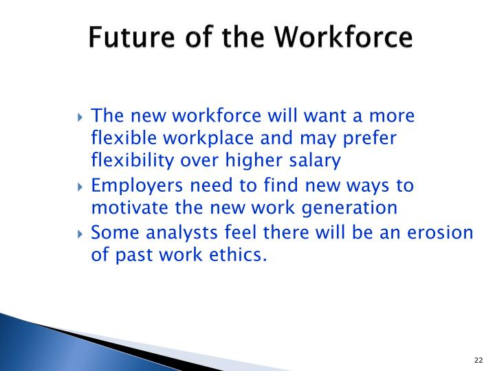 Future of the Workforce