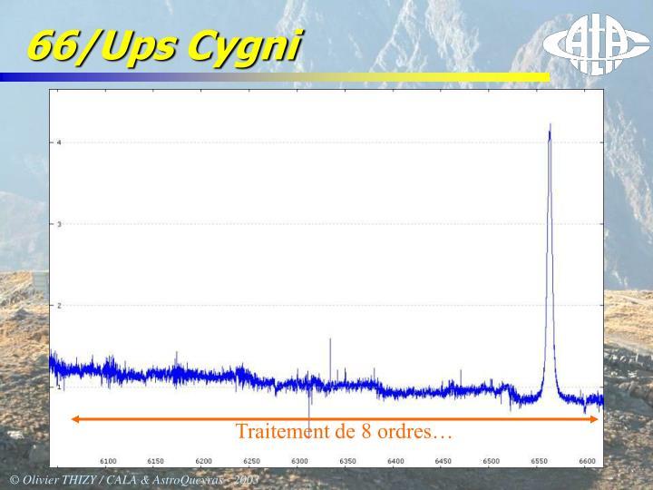 66/Ups Cygni