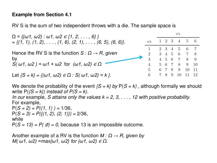 Example from Section 4.1