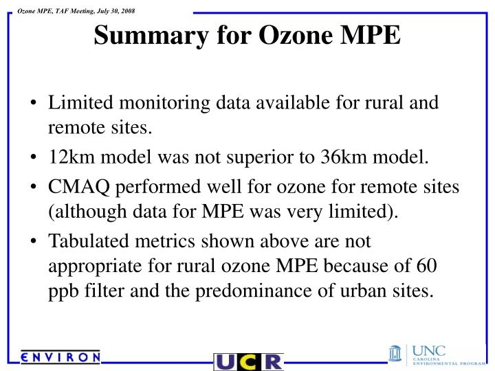 Limited monitoring data available for rural and remote sites.