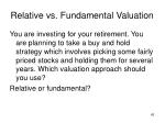 relative vs fundamental valuation2