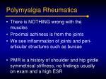 polymyalgia rheumatica2