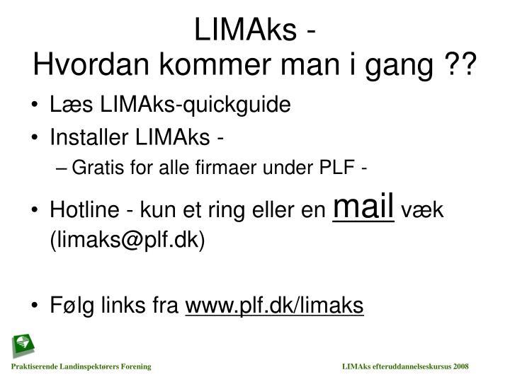 LIMAks -