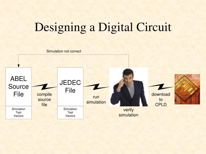 Designing a Digital Circuit