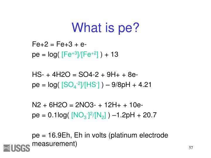 What is pe?