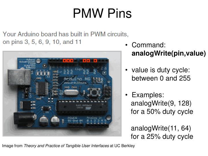 PMW Pins