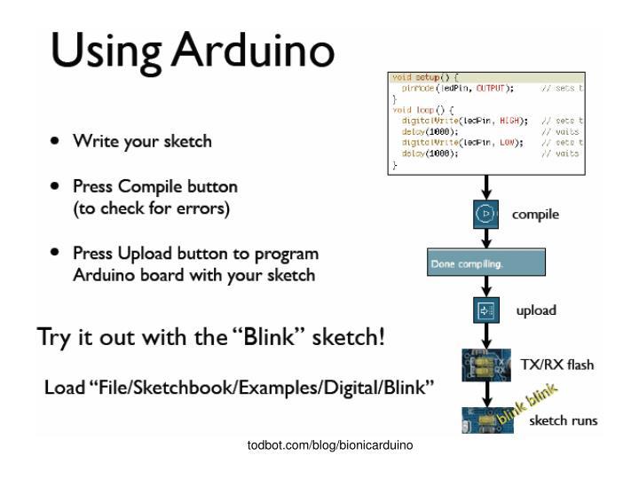 todbot.com/blog/bionicarduino