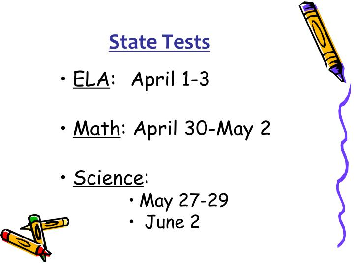 State Tests