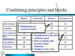 combining principles and blocks2