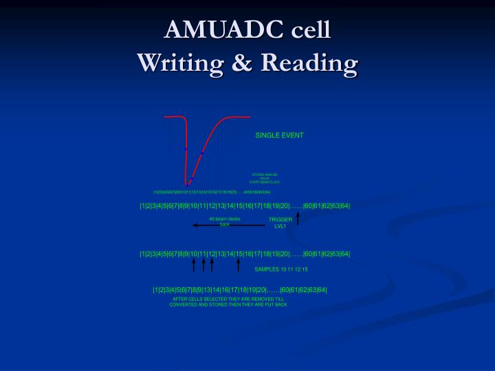 AMUADC cell