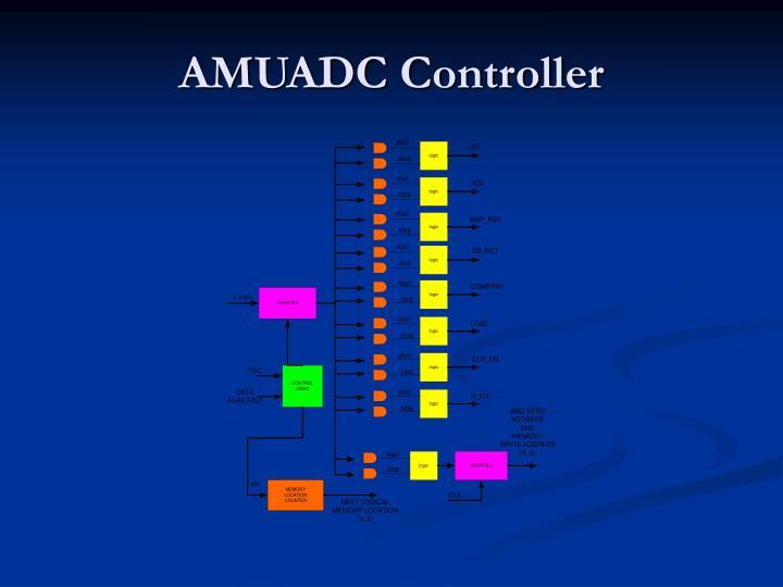 AMUADC Controller