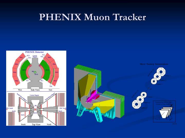 PHENIX Muon Tracker