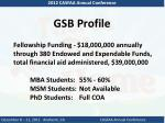 gsb profile1