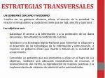 estrategias transversales1