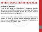 estrategias transversales2
