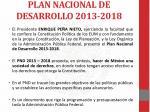 plan nacional de desarrollo 2013 2018