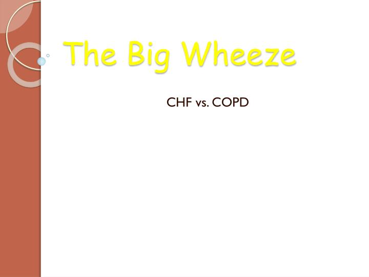 the big wheeze