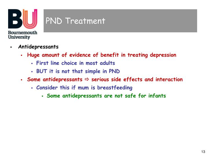 PND Treatment